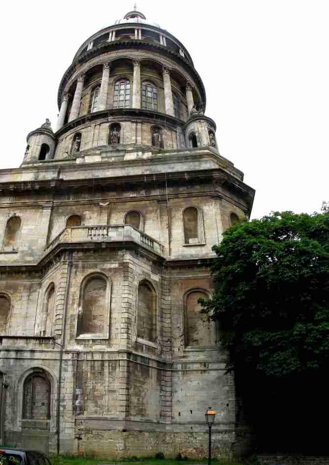 La Cathédrale Notre Dame dans Boulogne-sur-Mer