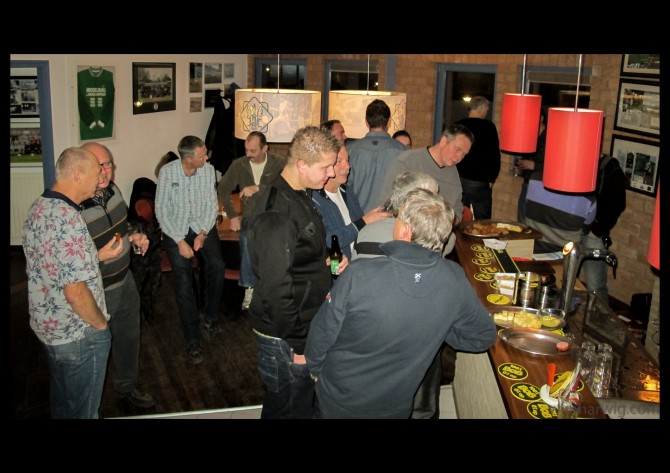 reunie E-ploeg 21-12-12