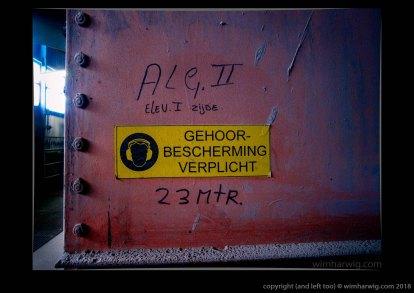 Bethfilter Algemeen 2 in Sinterfabriek