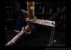 afvoer kookszeef in Sinterfabriek