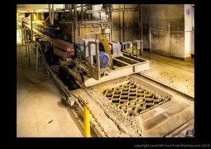 ovenvoedingsbunker op de 41-meter vloer