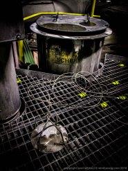 Afvalwaterstation, de slikscheider