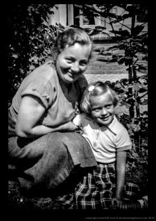 Moeder en Hennie