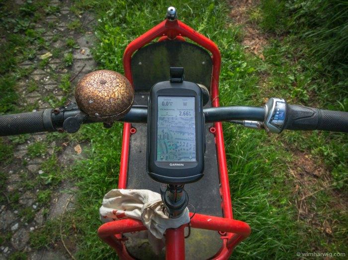 "Bullitt on ""World BicycleDay""."